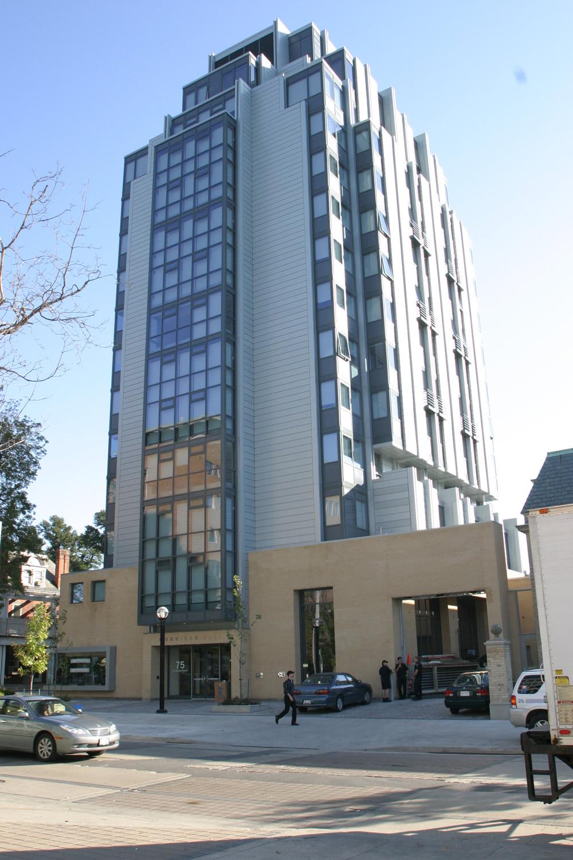 Morrison Hall Residence