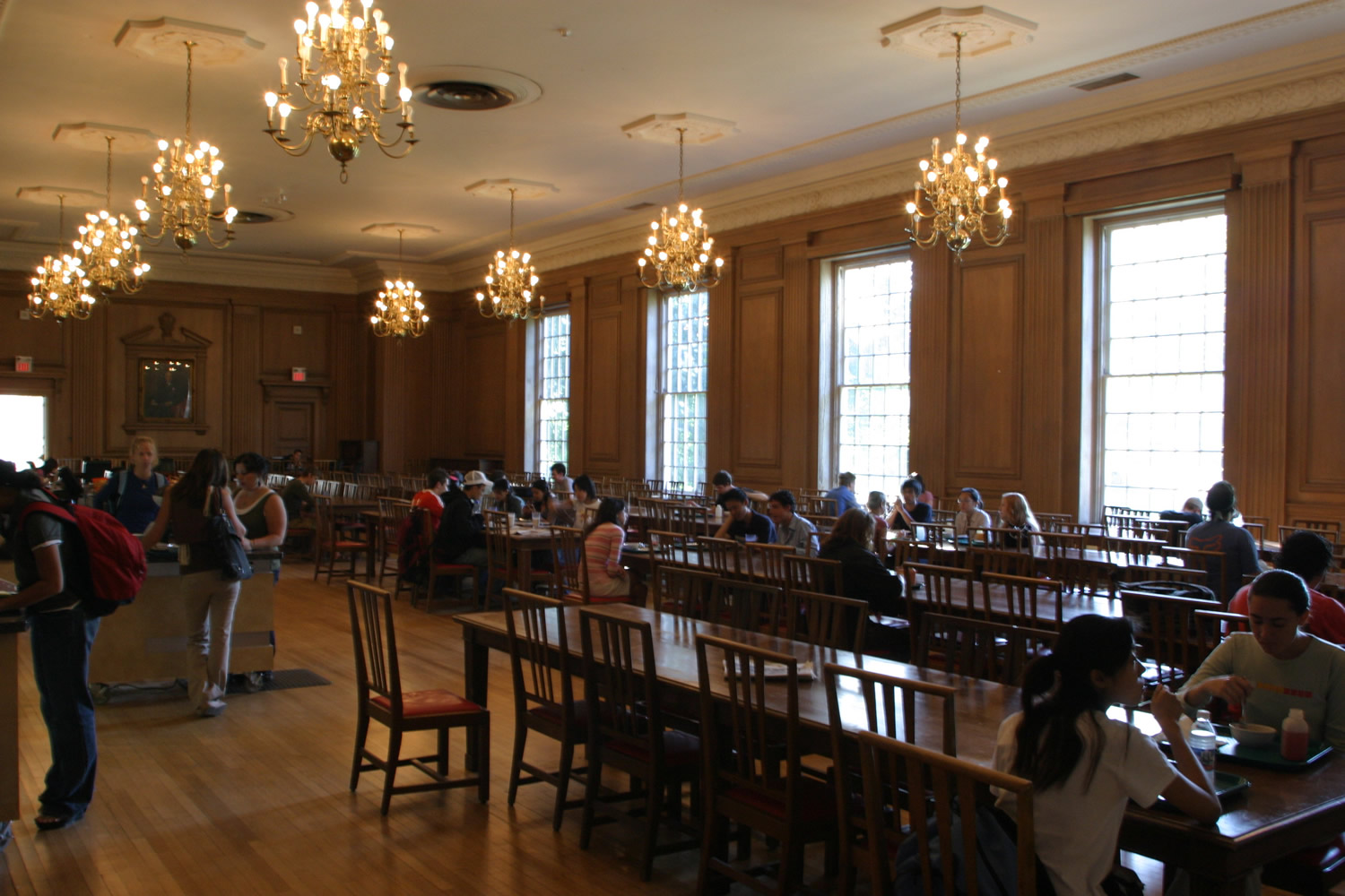 Howard Ferguson Dining Hall